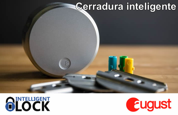 cerraduras inteligentes intelligentlock august lorca